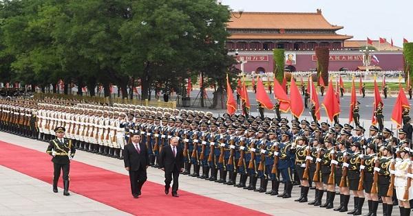 مناورات عسكرية روسية صينية... هذه دلالاتها