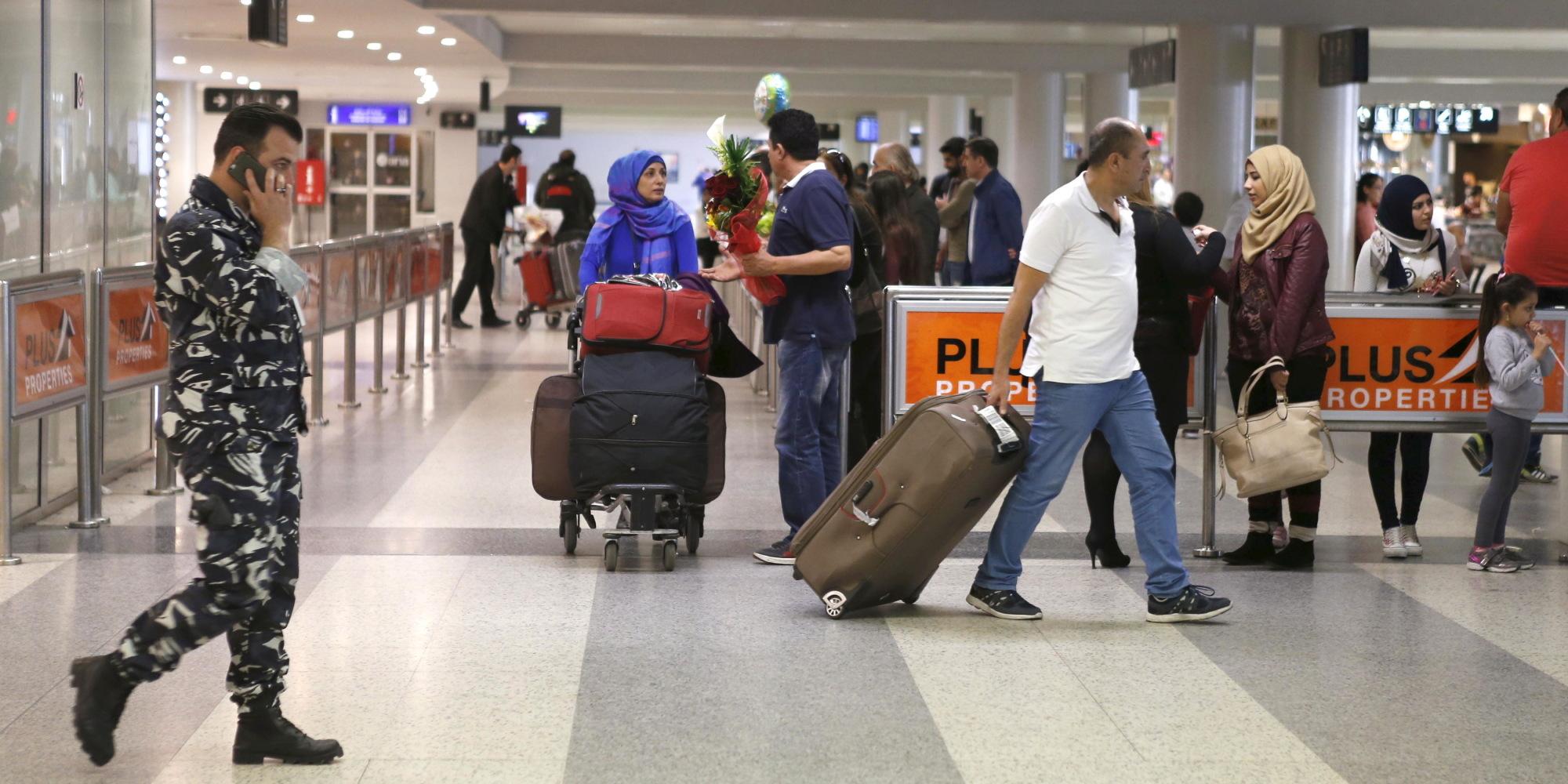 إشكال بالمطار بين عناصر من الجيش وآخرين من قوى الأمن عند نقاط تفتيش