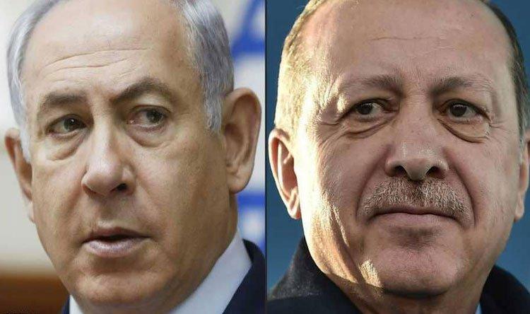 """اتصالات سرية"""" بين إسرائيل وتركيا"""