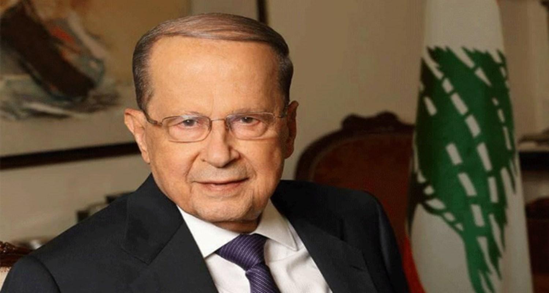 الرئيس عون: الغرب يسيّس مسألة عودة اللاجئين السوريين في لبنان