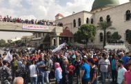 اعتصام شعبي في سعدنايل للمطالبة بالتمديد لكهرباء زحلة و الابقاء على تغذية ٢٤/٢٤