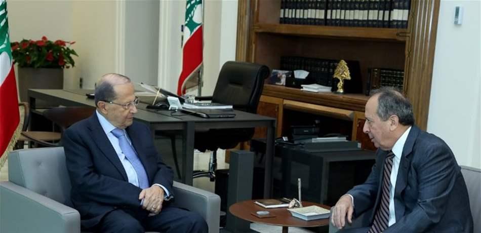السيد التقى عون: للاسراع في تشكيل الحكومة.. وهذا ما وعده به الرئيس