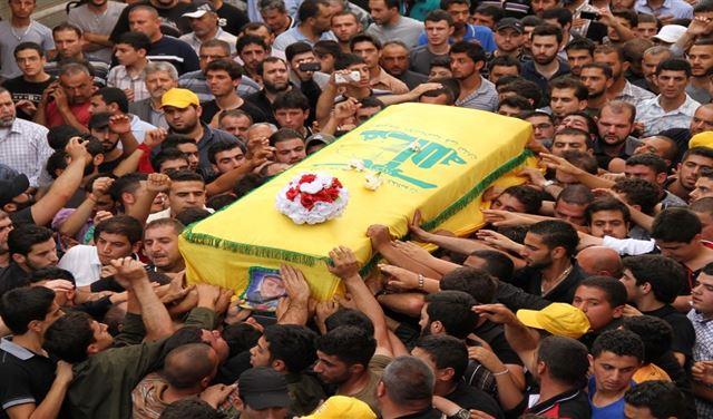 قياديان من حزب الله يسقطان في البادية السورية