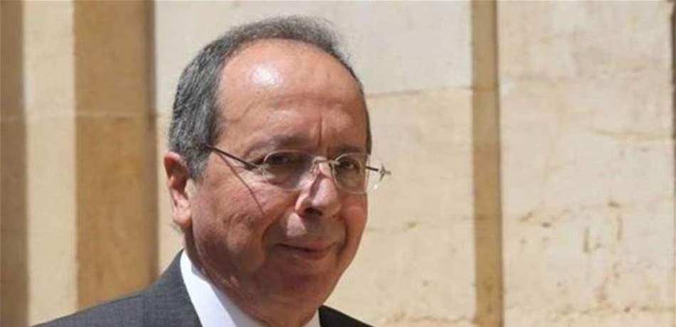 جريصاتي يحيل إلى القاضي فهد تغريدة للسيّد ومقالاً لـ