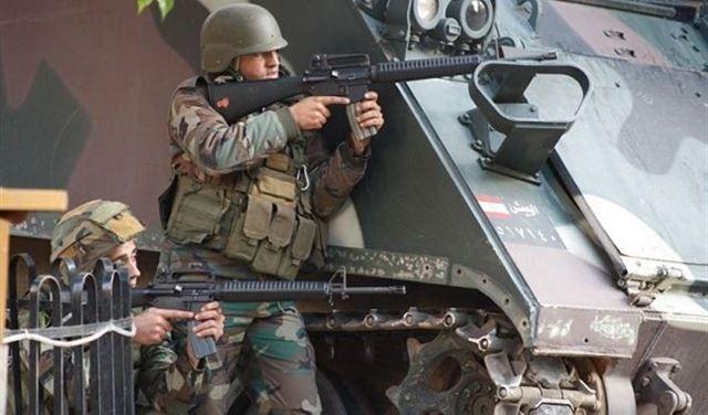 هجوم على حاجز للجيش في حي الشراونة