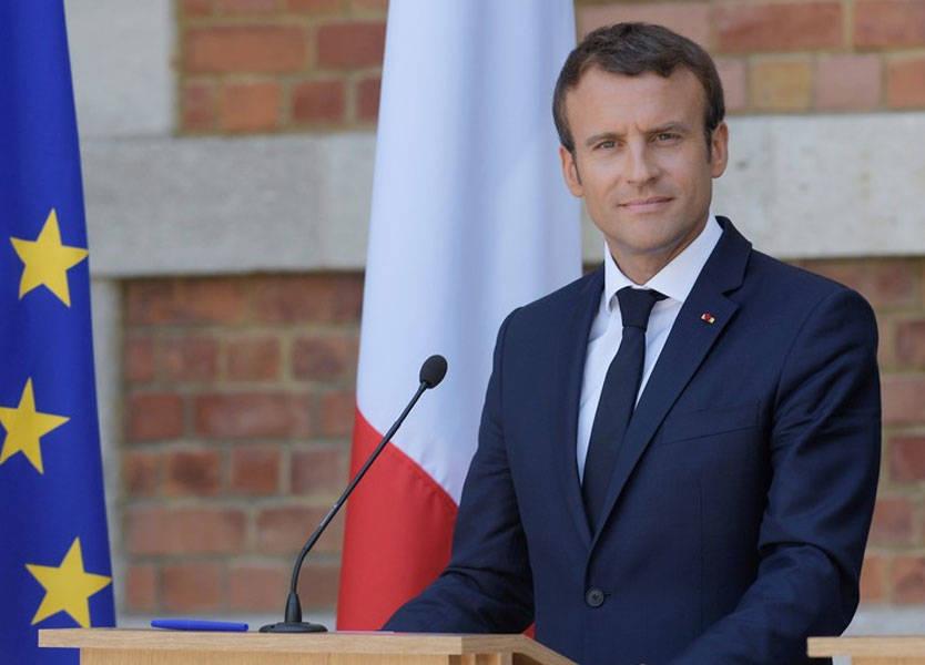 ماكرون: بإمكان لبنان الاعتماد على دعمنا بوجه التحديات