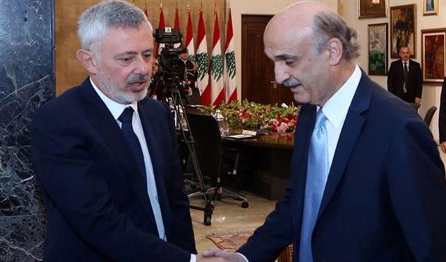 لقاء المصالحة بين فرنجيّة وجعجع اليوم في هذا التوقيت