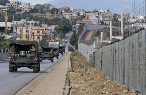 الجيش جاهز عند الحدود