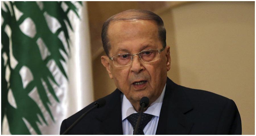 الرئيس عون: نرفض انتظار الحل السياسي لعودة النازحين