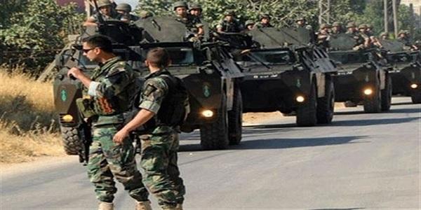 مداهمة للجيش في الكنيسة... تبادل إطلاق نار ومقتل إثنين من ال زعيتر