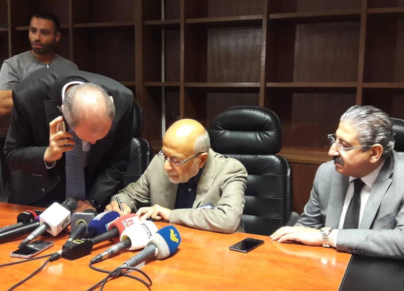 شهيب بعد جولة على مراكز الامتحانات: لائحة المدارس الوهمية في عهدة القضاء