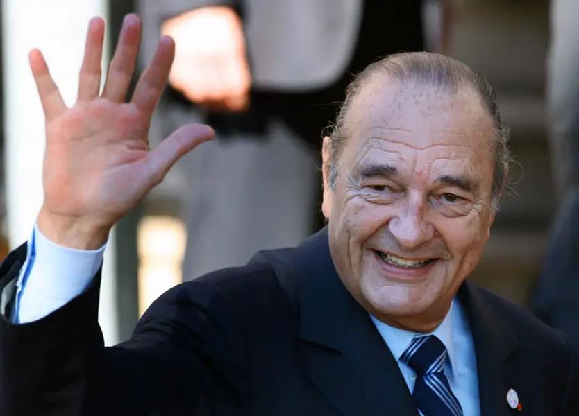الرئيس الفرنسي الأسبق