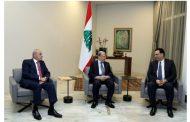 لقاء رئاسي ثلاثي طارئ في بعبدا...