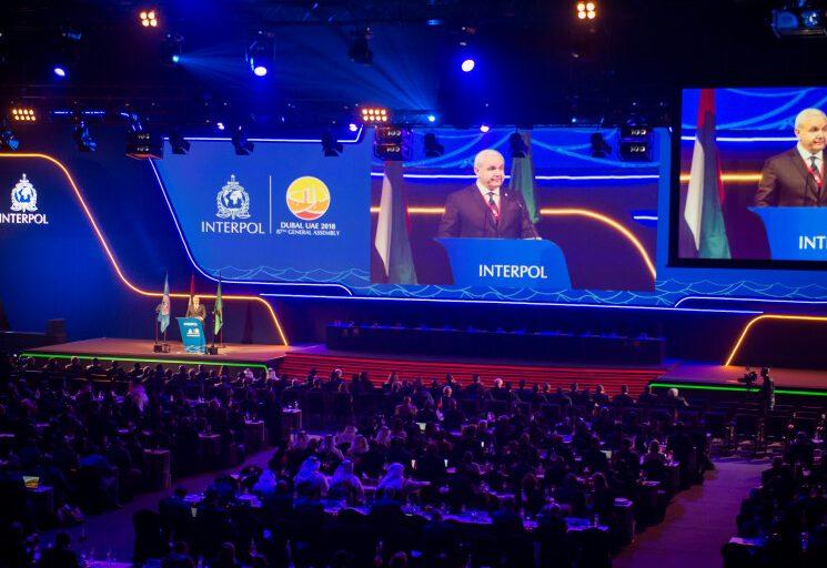 الرئيس الياس المر يعرض إنجازات الانتربول: لن نترك لبنان وحيداً والدعم فور تشكيل حكومة اختصاصيين