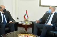 الترسيم البحري في لقاء شيا... وبوريل في بيروت قبل قرار العقوبات الاوروبية؟